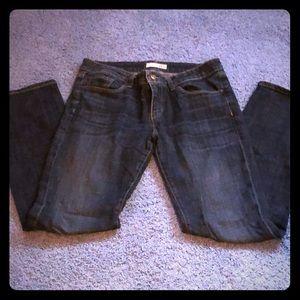 David Kahn Nikki Straight Leg Denim Jeans 29
